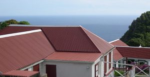 Learn how to clean a metal roof.