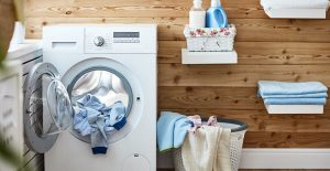 Use Wet & Forget Indoor in your front load washer