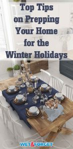 Learn how to swiftly prep your home for incoming holiday guests with these tips!