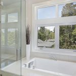 Clean your glass shower door with Wet & Forget Shower