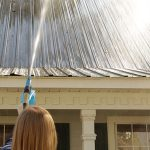 Clean Your Metal Roof with Wet & Forget Hose End