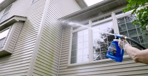 clean your siding