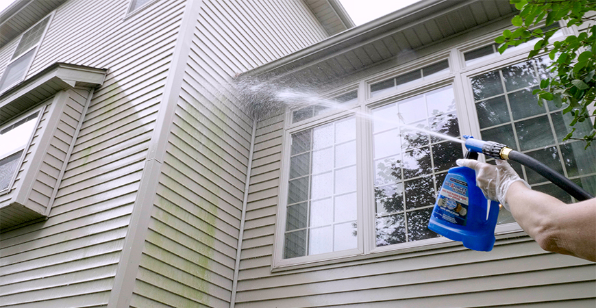 Be sure to add cleaning your gutters to your fall cleaning checklist