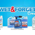 Stay up to date in the Wet & Forget Crew Facebook Group!