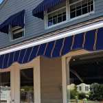how to clean awnings