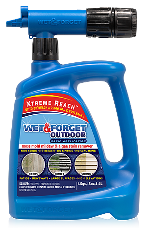 Roof Cleaner | Wet and Forget Hose End