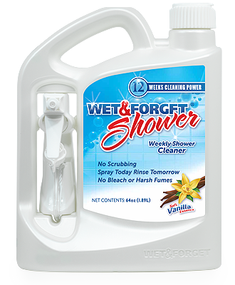 Wet & Forget   Complete Line of No Scrub, Bleach-Free Products